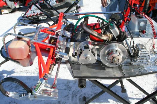 Ice Racing Products